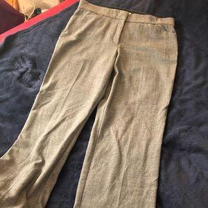 NWT Dana Buchman Curvy Trousers